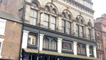 Tyne Theatre and Opera House