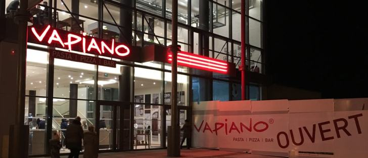 Vapiano DIsneyland Paris