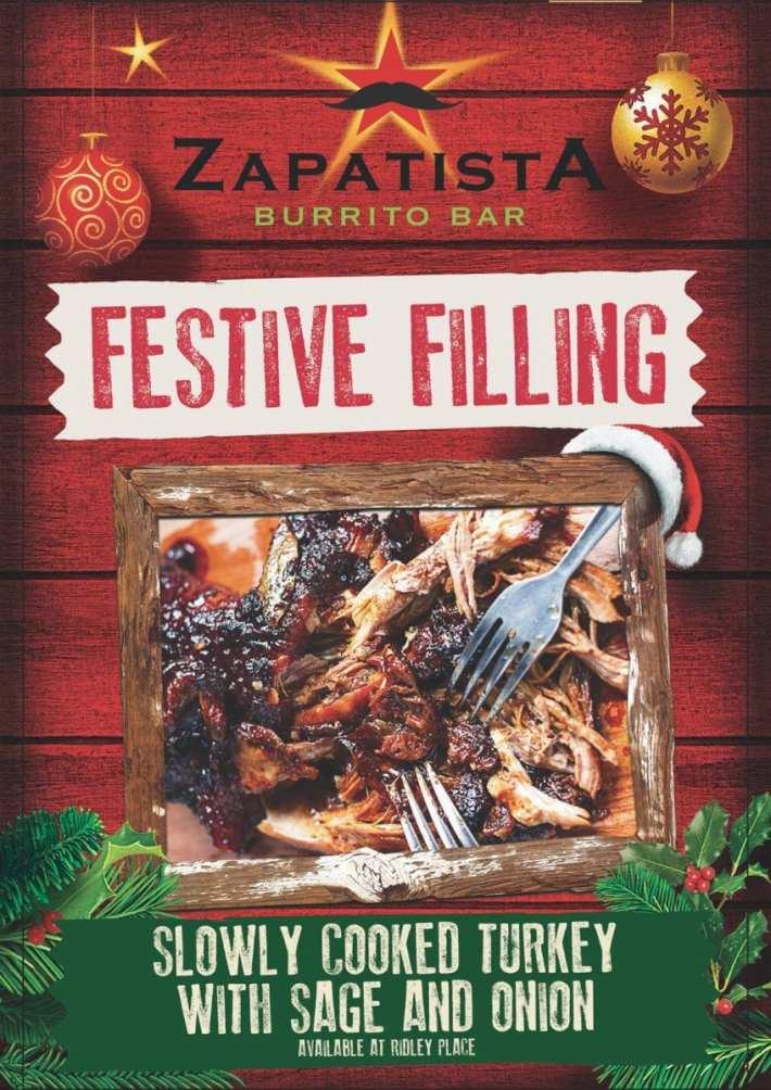 Zapatista Festive Filling