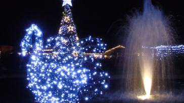 WInter Wonderland at Wynyard Gardens