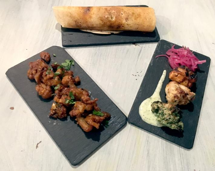 Funky Indian Starters