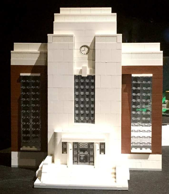 Lego WIlls Building