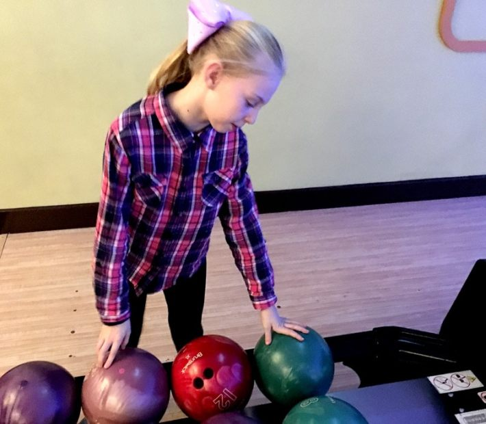 Eldon Bowl Newcastle Bowling with kids