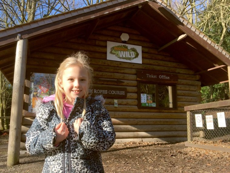 Beamish Wild School Holiday Camps