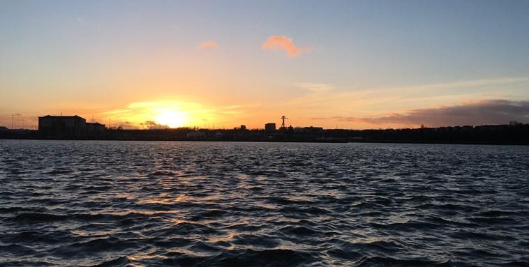 North Shields Sunset