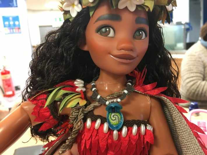 Moana Doll Limited Edition