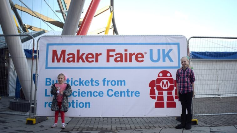 Maker Faire UK Newcastle