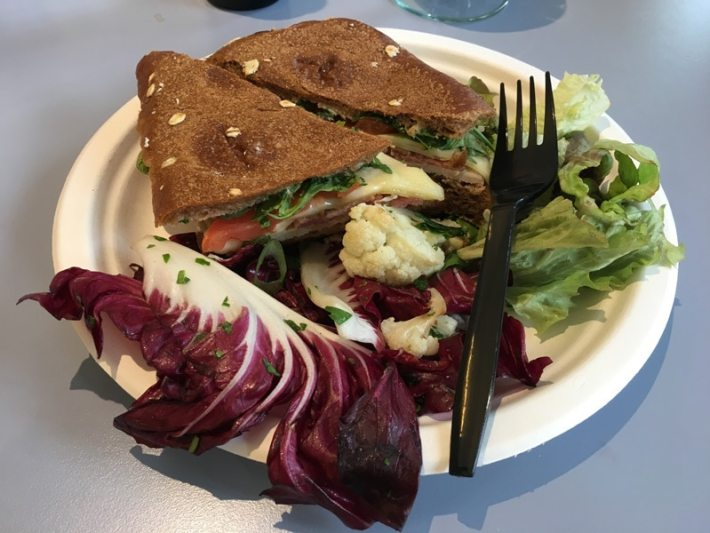 Food at the Science Mueseum