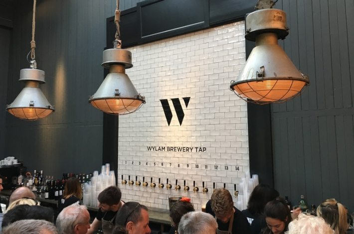 Wylam Brewery Tap Room