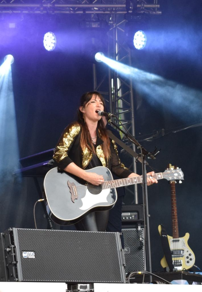 South Tyneside Festival KT Tunstall