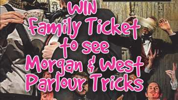 Morgan and West Parlour Games Giveaway