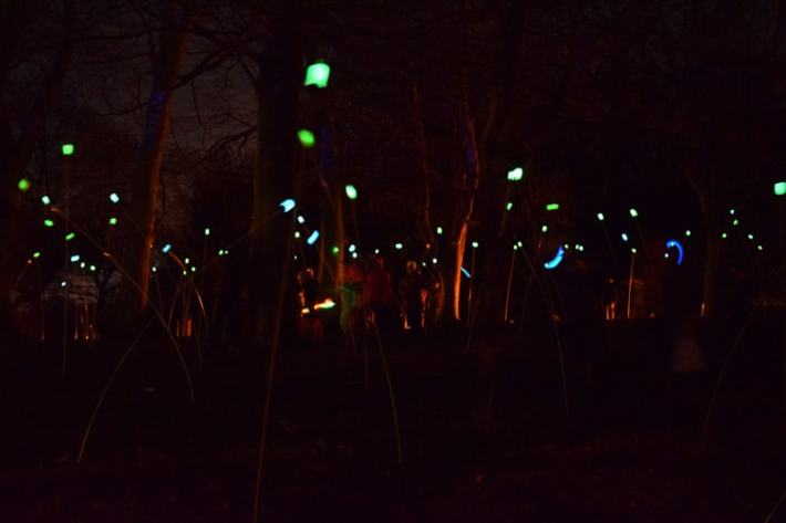 Enchanted Parks Gateshead