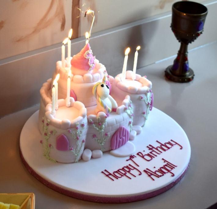 Abigail's Birthday Cake