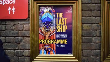 The Last Ship Review at Northern Stage