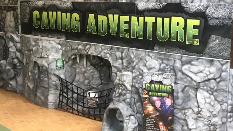 Caving Adventure at Center Parcs Whinfell Forest