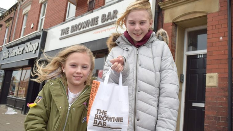 The Brownie Bar Heaton