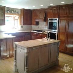 Custom Kitchen Cabinet Natural Walnut Cabinets Projects Ideas