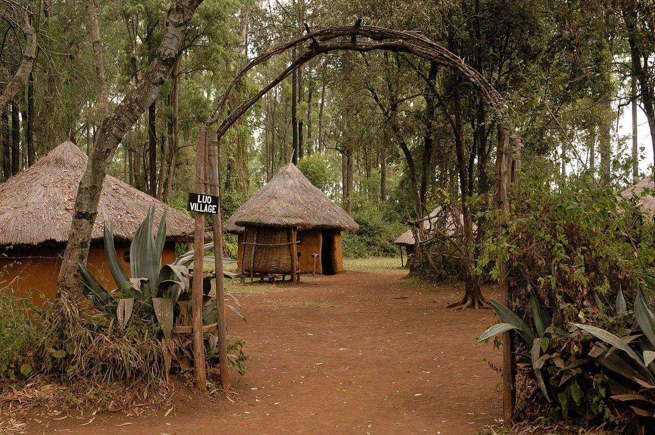 Luo Village bomas of kenya