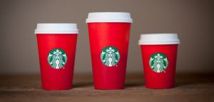 Starbucks Holiday Cups 2015
