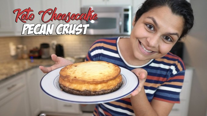 How To Make a Keto Cheesecake That Tastes Like The Real Thing