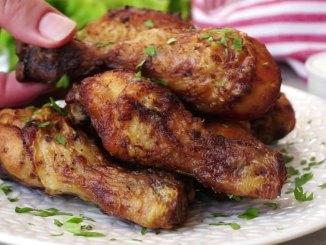Air Fried Chicken Legs