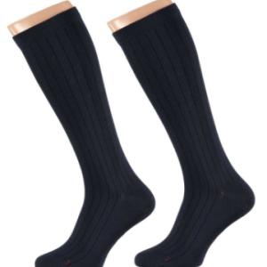 Apollo Heren Medische Compressie sokken Navy 3-pack-39/42