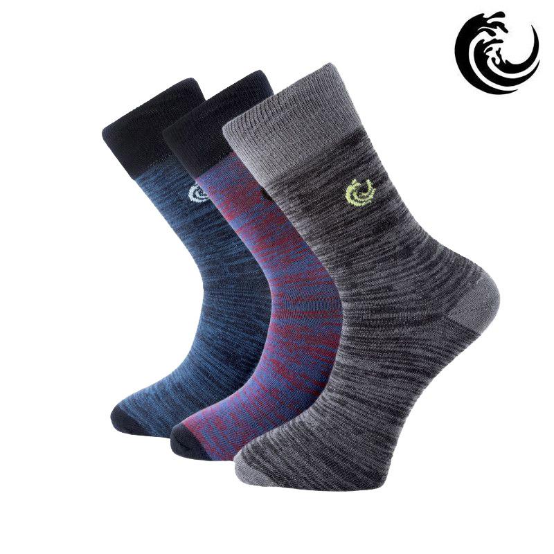 Vinnie-G 3-pack heren sokken hoog-43-46