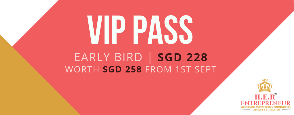 Early Bird VIP Pass Banner