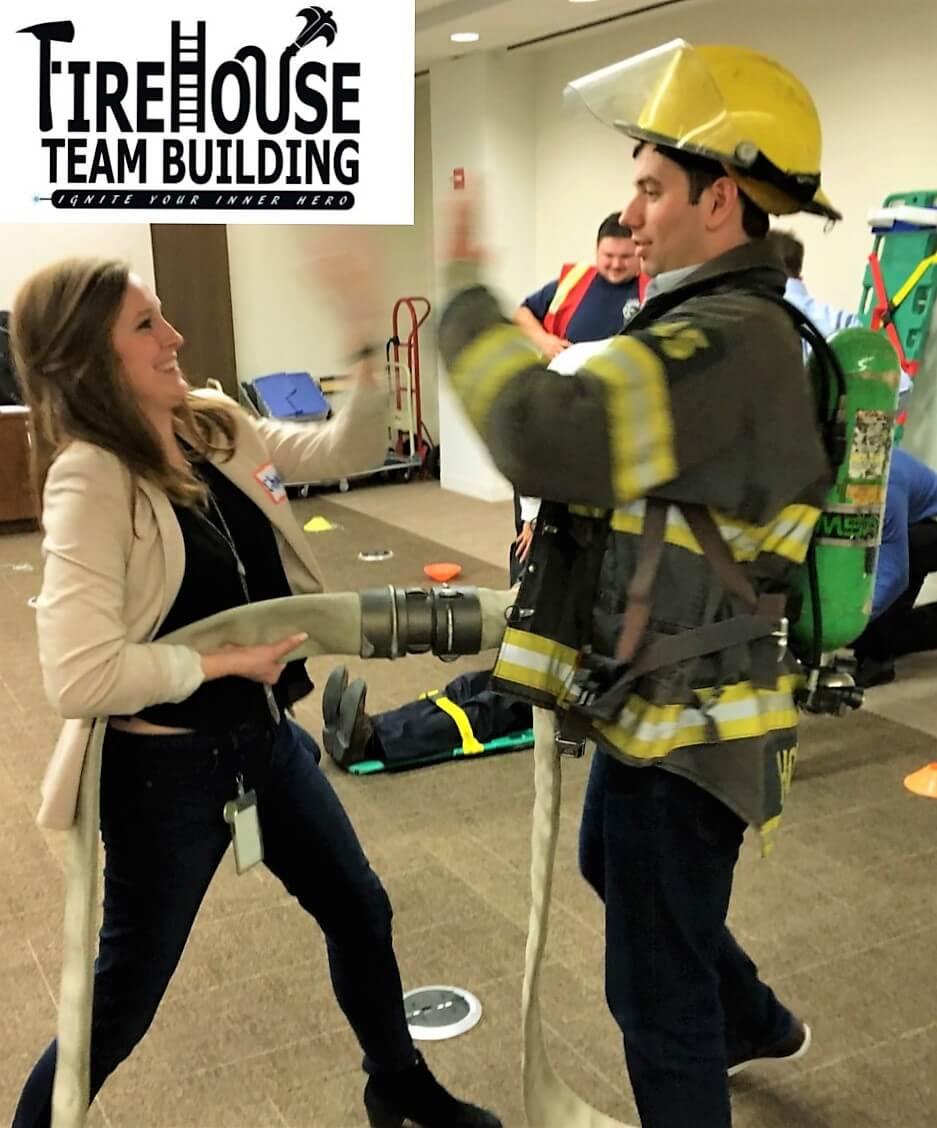 Firehouse Team Building  firefighterbased team