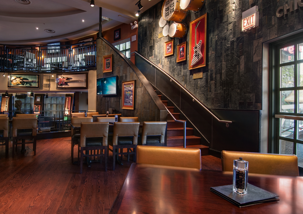 Hard Rock Cafe River North Private Events  Party Place  Heres Chicago