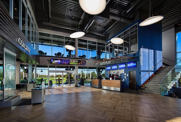 Topgolf Naperville Meeting Group  Event Space  Heres