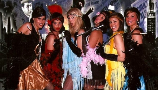 Chicago Honey Bear Dancers Custom Entertainment Chicago