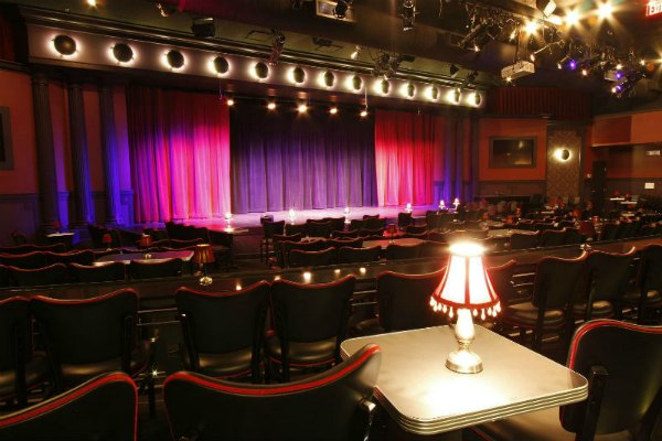 The Second City Meeting  Event Space Workshops  Heres Chicago