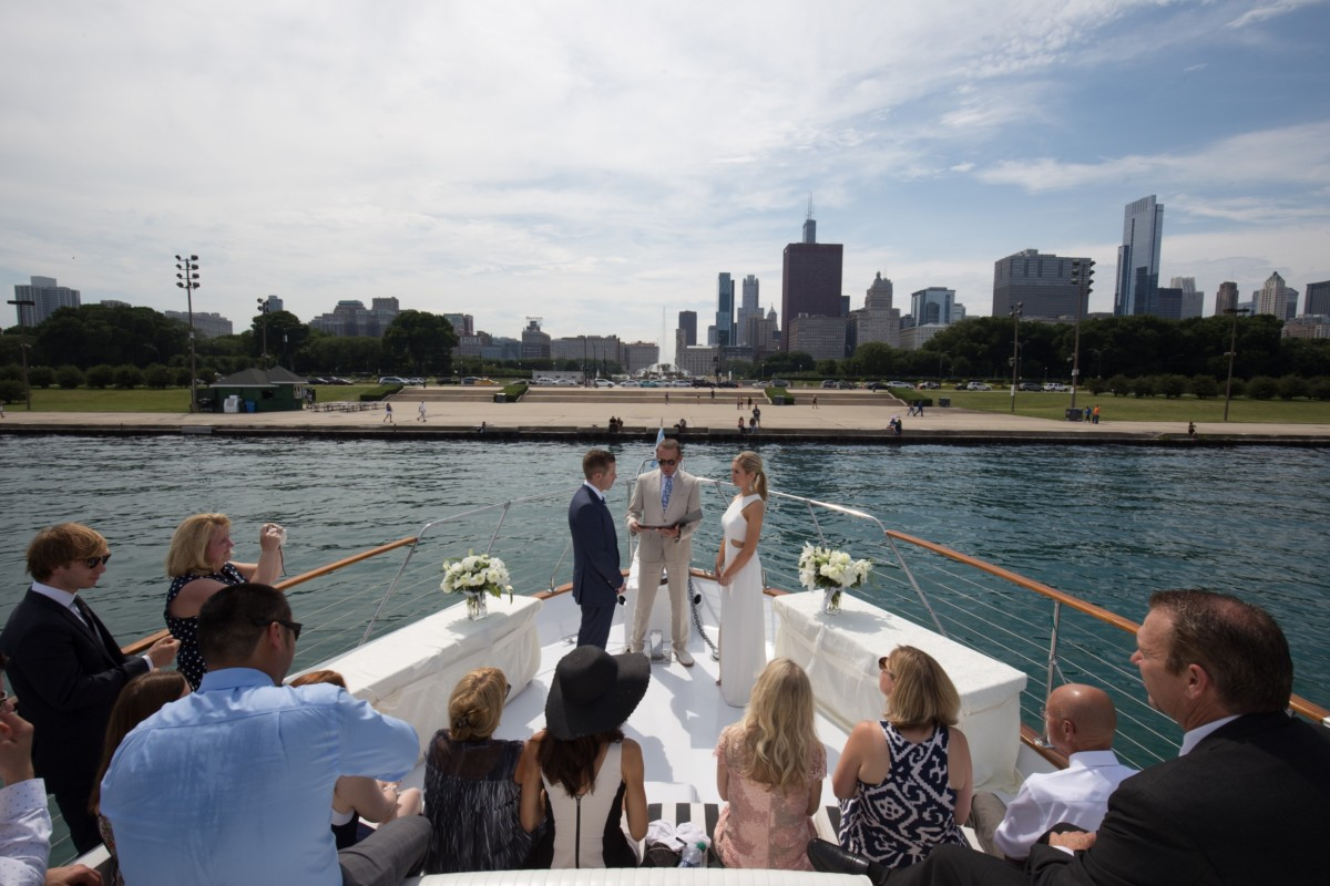 Lake Michigan Chicago Private Yacht Charter Rental  Heres Chicago