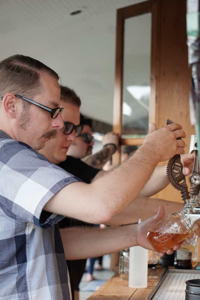Slow Food Hipster Beer
