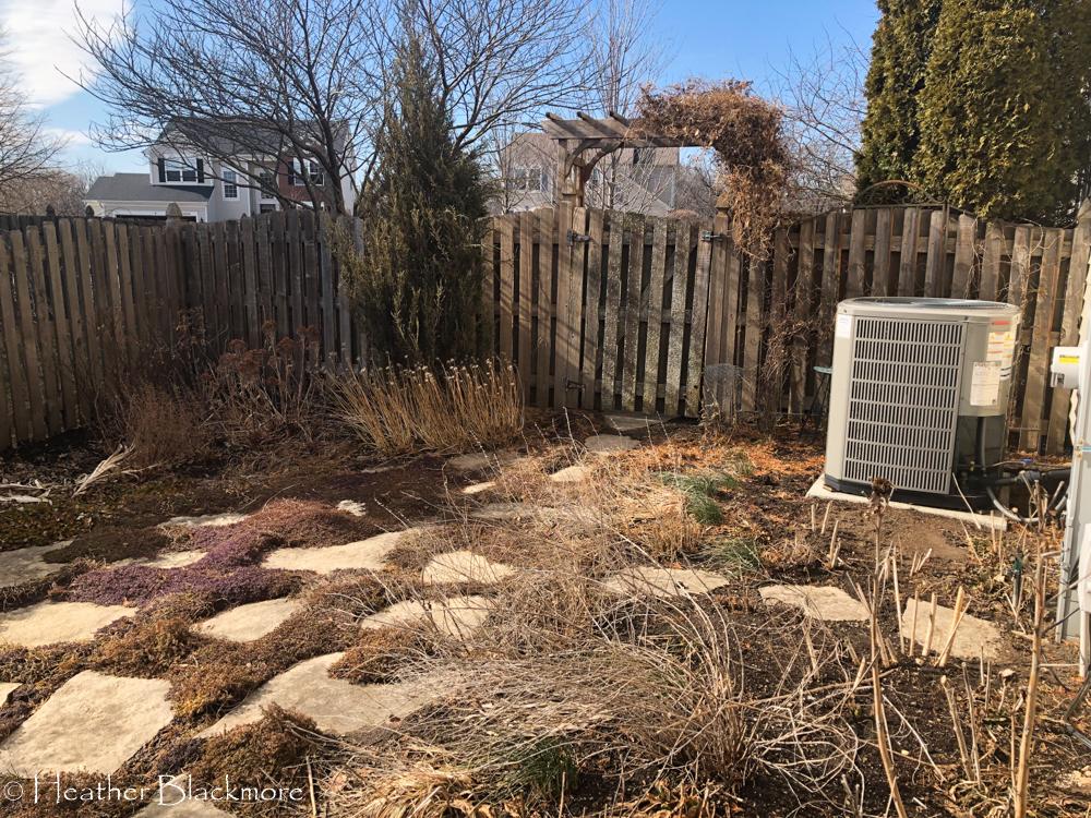 Winter Garden with Air Conditioner