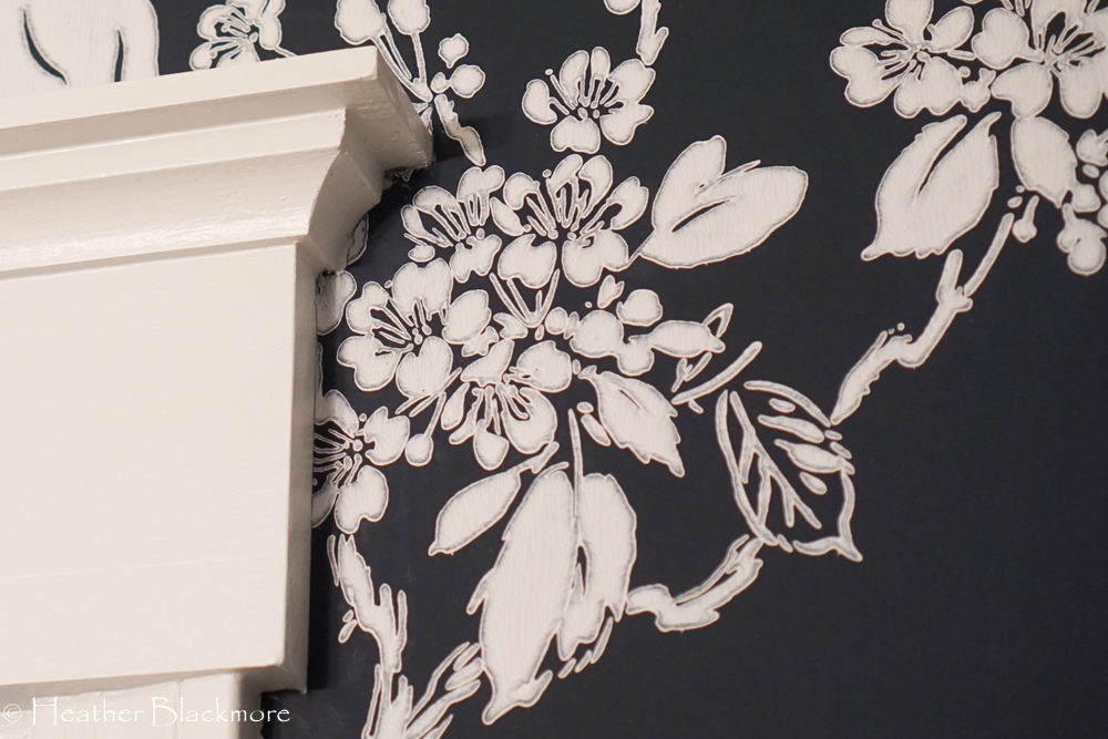 wallpapering tough corners