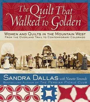 The quilt that walked to golden