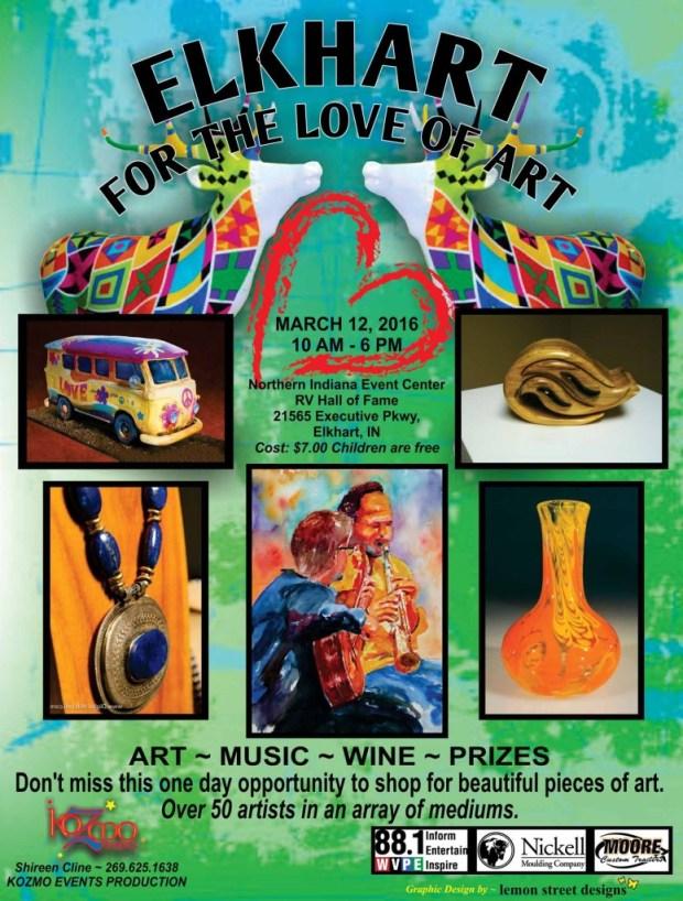 2016 Elkhart art fair poster resized