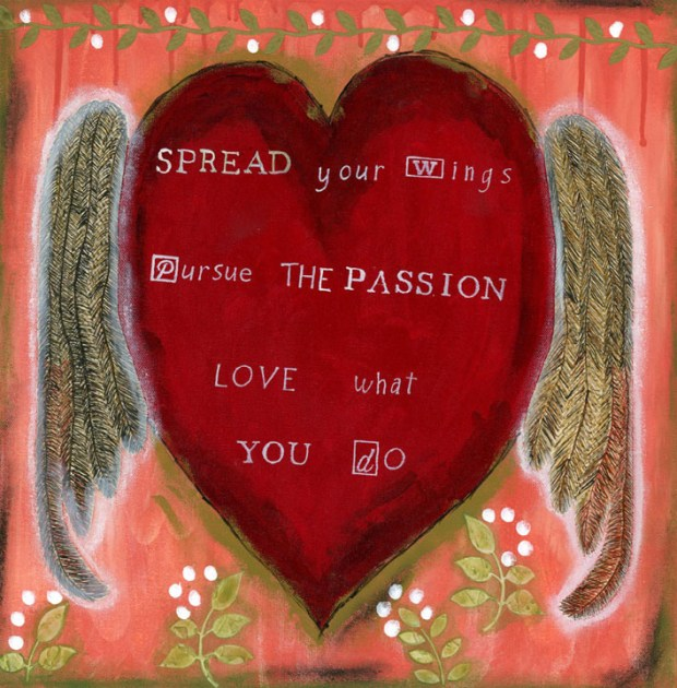 Pursue the Passion