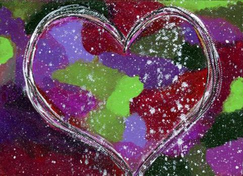 Wine Heart Reproductions