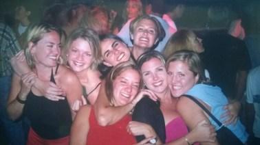 SF Girls - Tahoe, 2000