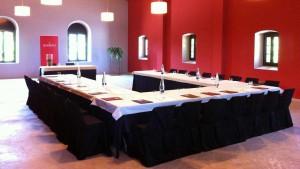 Banquete bodas barcelona