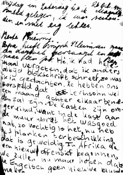 Selective Editing of the 'Diary' of Anne Frank. Ten