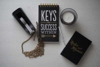 keys to success within