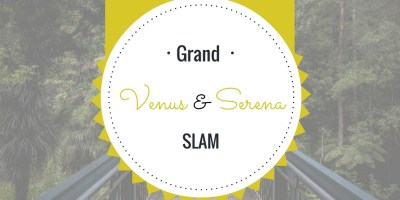 Cheering on Venus and Serena in Another Grand Slam!