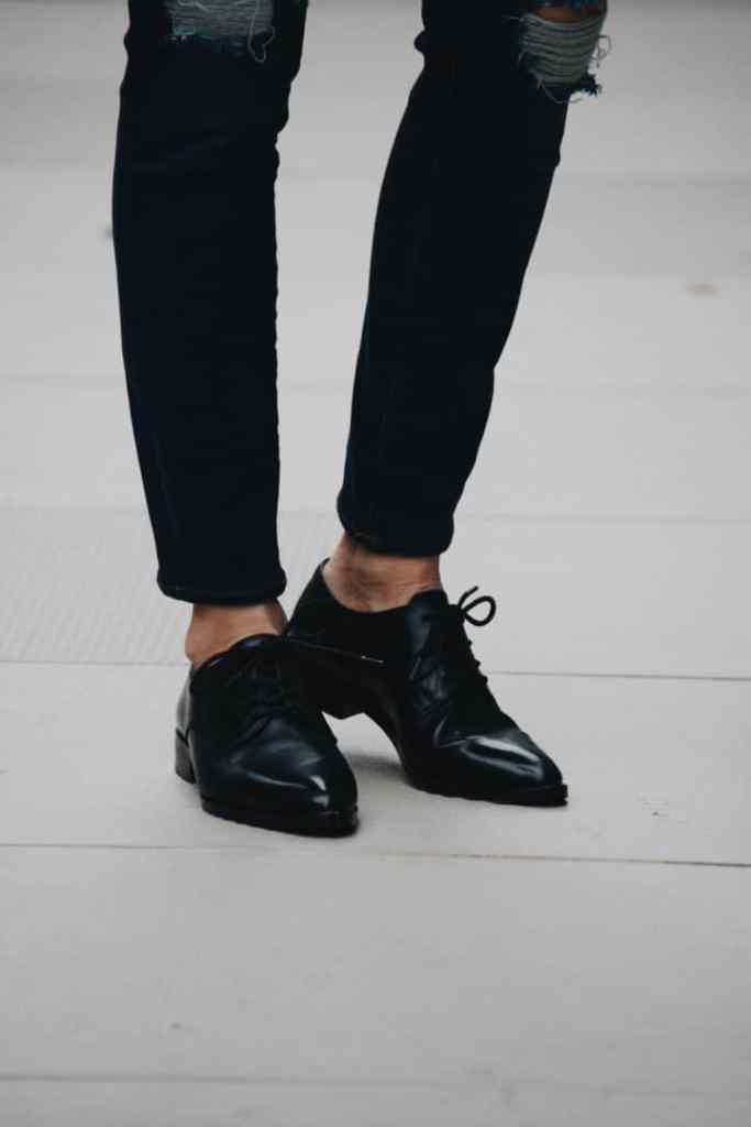Frye loafers