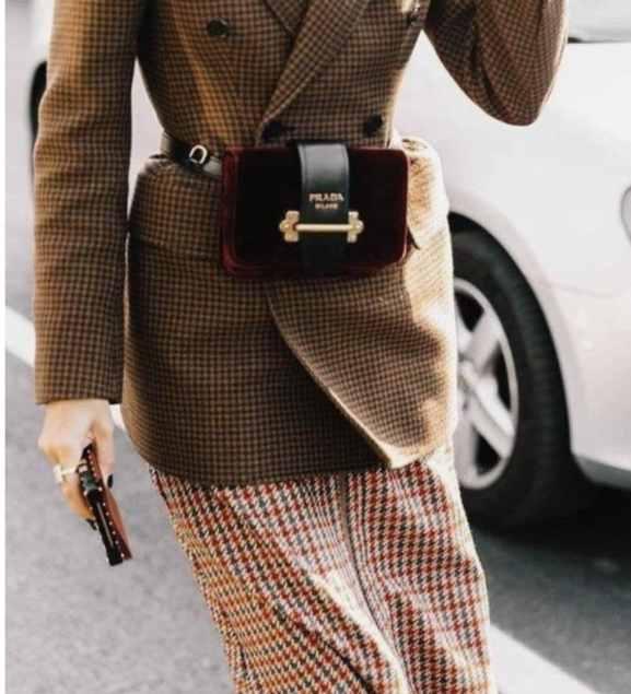 Belt Bag Prada