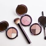 beauty cocktail eye shadow, blush, bronzer