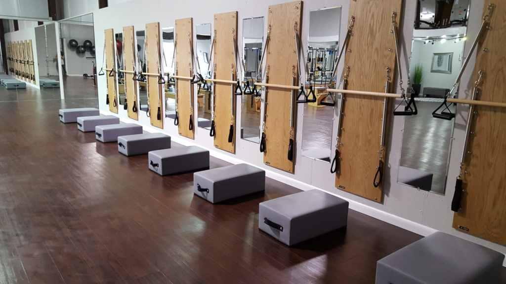 Pilates Equipment at Elite Core